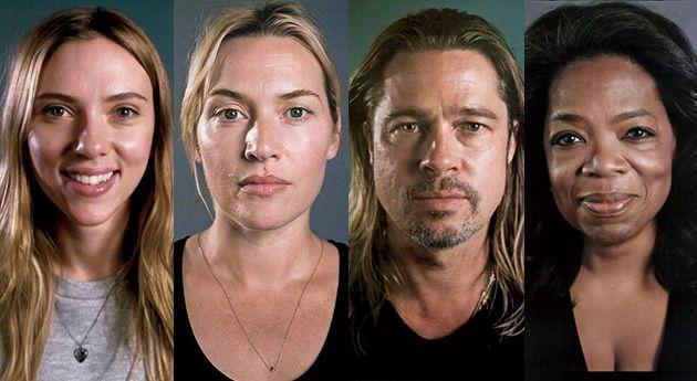 Los famosos sin maquillaje