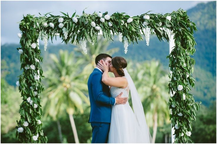 Reece and Jess's Palm Cove Wedding – Paradise Palms » Port Douglas Wedding Photography