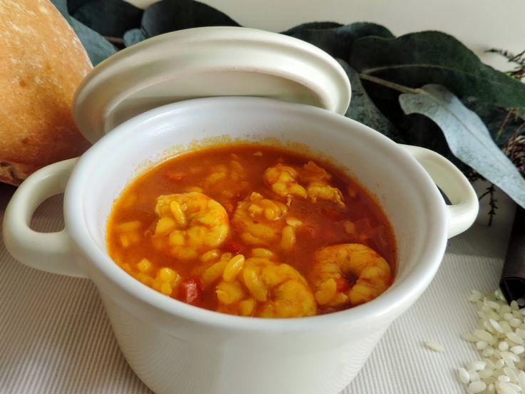 Arroz Caldoso con Langostinos #COOKEO | Cocinando con las Chachas