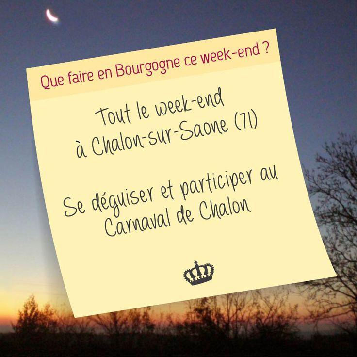 que faire en Bourgogne ce week-end