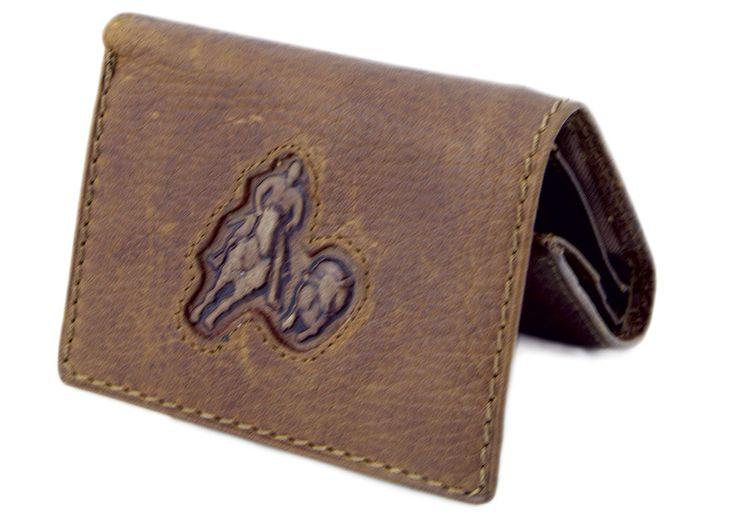Mens Leather Wallet |Campdraft | Rodeo