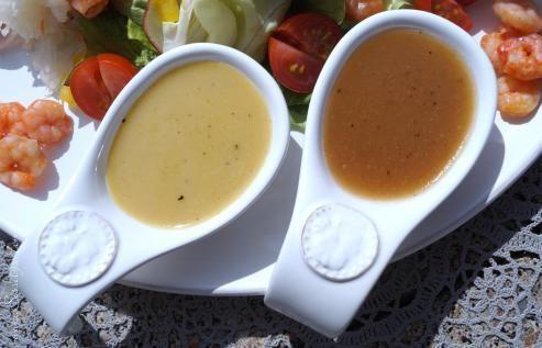Gemischter Salat mit Garnelen und Vinaigrette – Sissilys Home bis 2018 – #bis #G… – Einfache Salat Rezepte