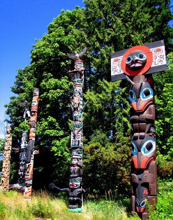 10 Best Images About Totem Poles On Pinterest British