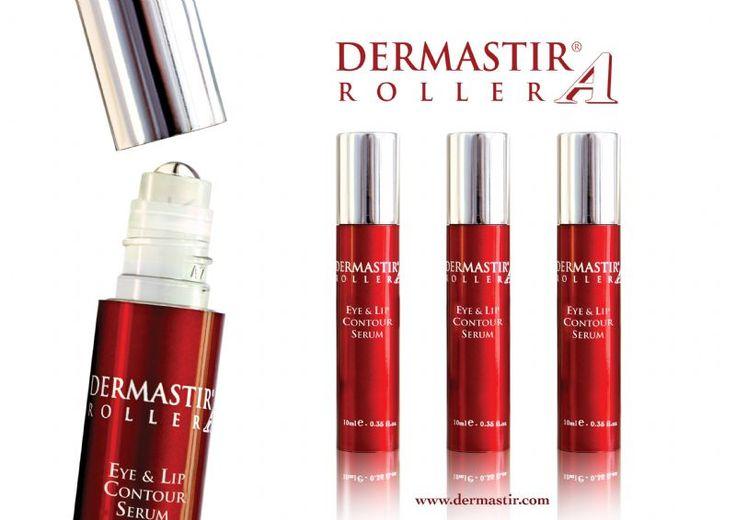 Dermastir Roller Eye & Lip by Alta Care Laboratoires helps to mask your age!  #dermastir #luxury #skincare #eyeandlip #antiaging #serum #roller #altacare #altacarelaboratoires #rollerserum