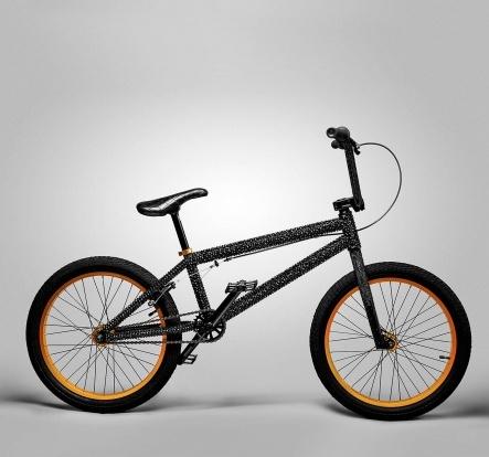 Public School's Swarovski-studded bike