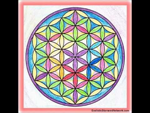 - Create a Miracle- Meditation with the Language of Light, Flower of Life and Merkaba - YouTube