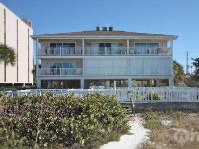 Beachfront condo Indian rocks beach FL. We stayed here last year and when we got home immediately booked it again.