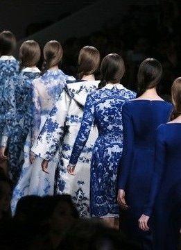Valentino Fall 2013 at Paris Fashion Week