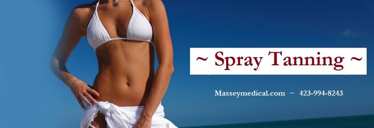 ~ Gorgeous Spray Tans ~ Perfect for a big event or if you just want beautiful glowing skin. This is the healthy way to get a quick gorgeous tan. We use Norvell Tanning Solution to give you a flawless airbrush tan. Masseymedical.com or 423-994-8243 to schedule an appointment.