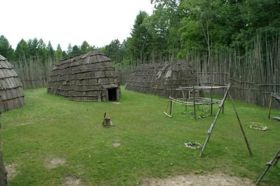 Days Out Ontario   Ska-Nah-Doht Village and Museum