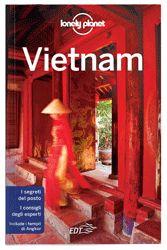 """Vietnam - guida Lonely Planet: """"Incredibilmente esotico e affascinante, il Vietnam è un paese dalle bellezze naturali stupefacenti e dal patrimonio storico e culturale unico, dove il viaggio potrebbe essere infinito."""" Iain Stewart, Autore Lonely Planet"""