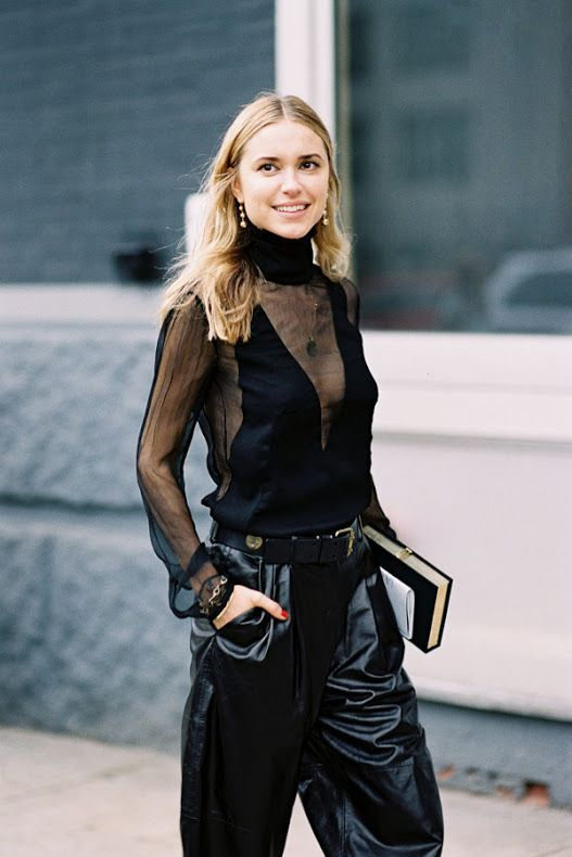 New York Fashion Week SS 2016....Pernille