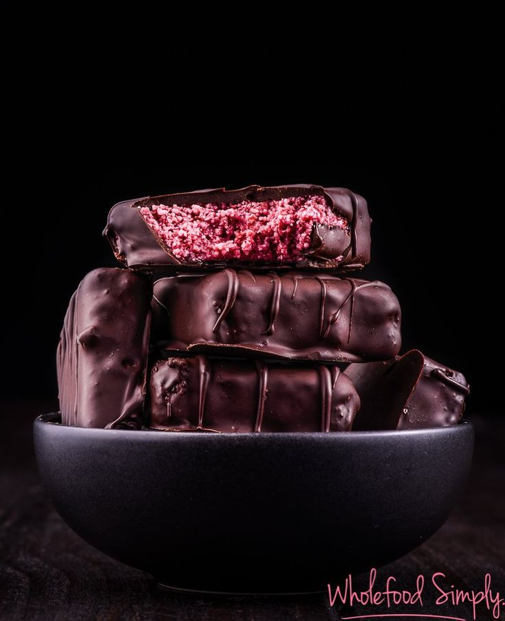 Not Quite A Cherry Ripe. Simple, delicious and free from gluten, grains, dairy, egg, nuts and refined sugar. Enjoy.