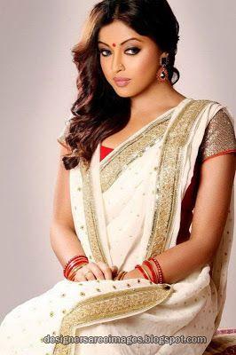 Adorable Tanusri Dutta in bengali bridal saree♥
