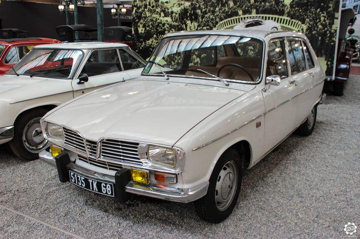 Ma première voiture neuve en 1970, exactement la même une R 16 TS