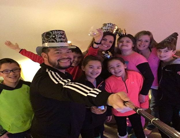 Jon Gosselin Spends New Year's Eve with His Children Jon Gosselin is ecstatic that he was able to sp
