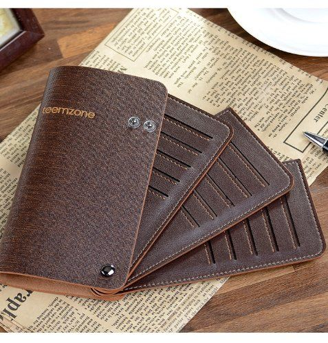 Teemzone Credit Business Card Case