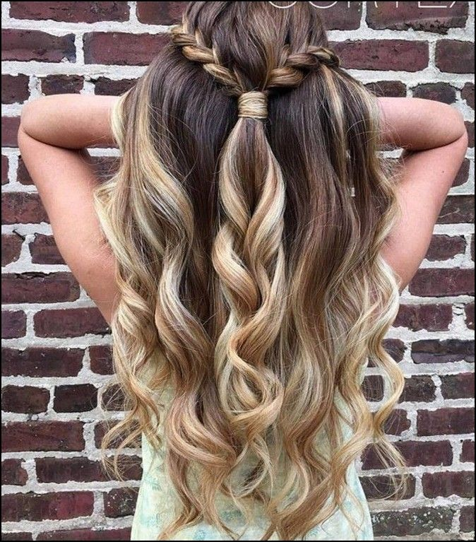 121+ of the most inspiring long prom hairstyles 2019 to fuel your imagination page 37