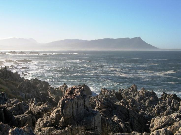 Kleinmond, South Africa...