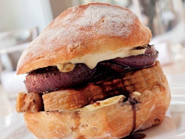 Olympic Provisions' Porchetta Sandwich.