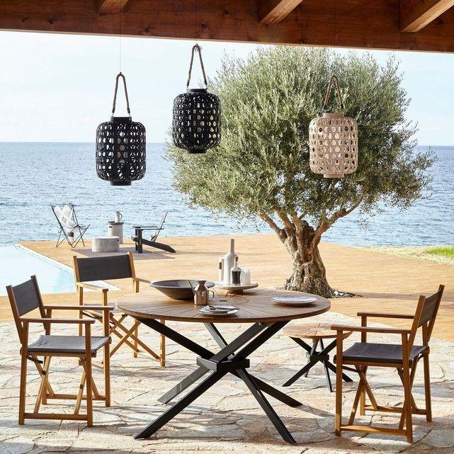 Best 20 table ronde jardin ideas on pinterest table de jardin ronde table - Tables rondes pliantes ...