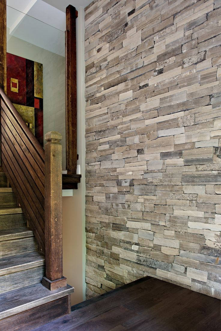 Interior Stone Veneer Products : Stone selex st clair ledge natural veneer