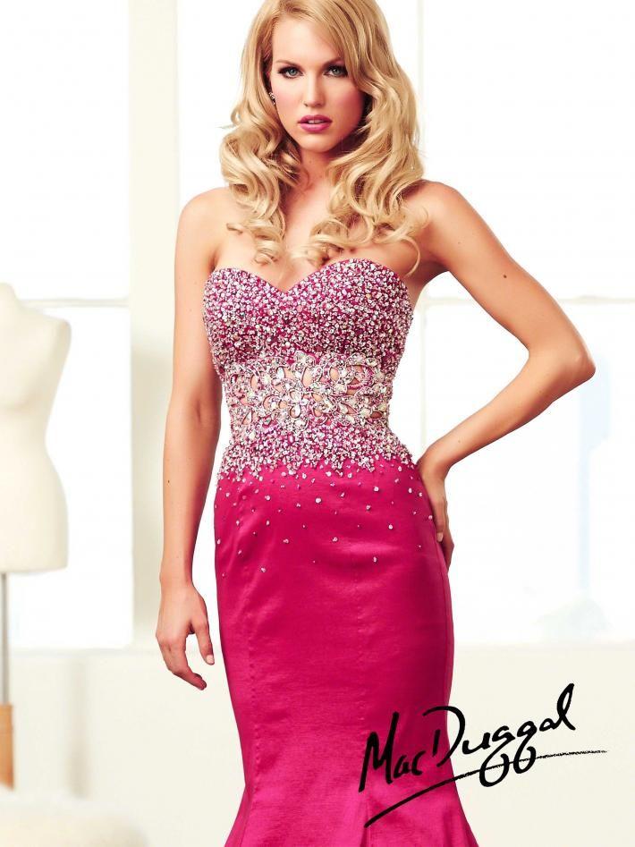 43 best Ballkleider images on Pinterest | Formal prom dresses ...