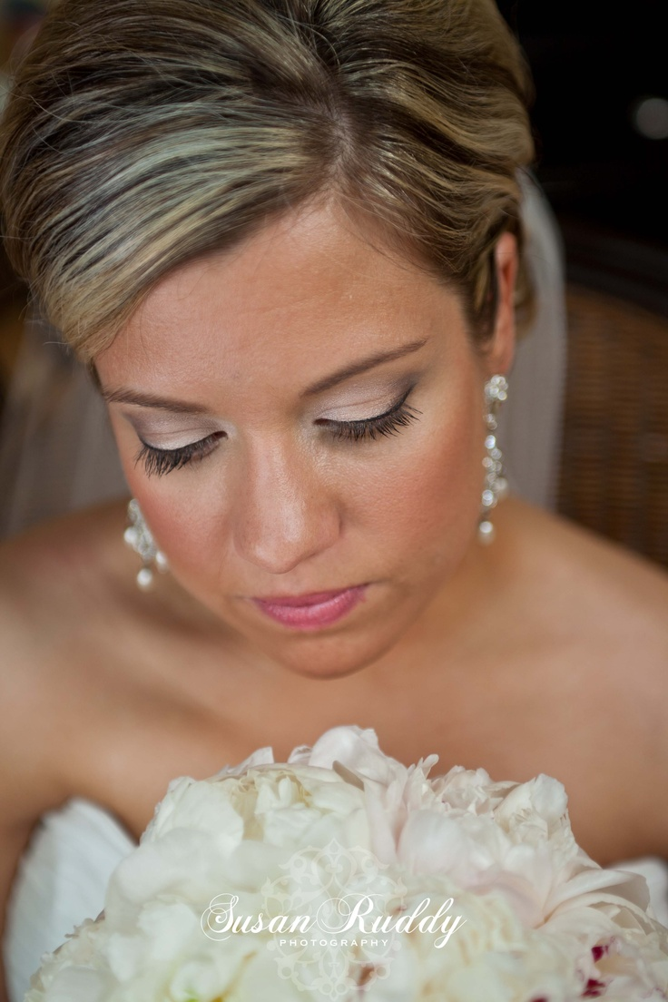 gorgeous bridal make up