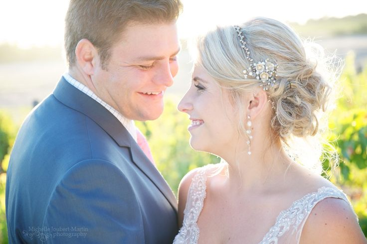 Bride and groom couple shoot | Their wedding at Diamant Estate just outside Paarl, image by Michelle Joubert-Martin Photography