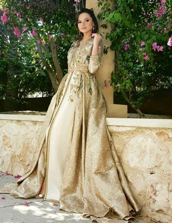 Caftan 2018 Takchita Robes Haute Couture Kaftan Pinterest