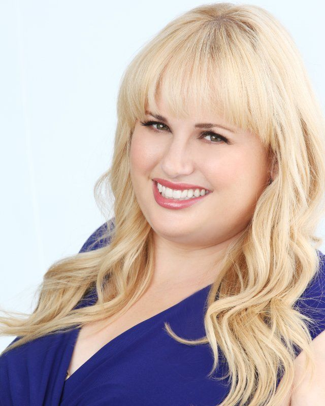 Rebel Wilson. Hilarious in Bridesmaids and the only reason I want to see Pitch Perfect. Siblings Liberty, Ryot and Annachi: best names ever.