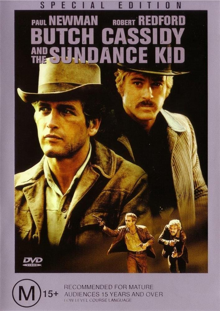 Discounted: Butch Cassidy and the Sundance Kid (DVD, 2006) As New Paul Newman Robert Redford #movies