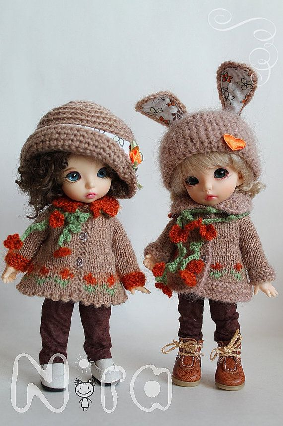 RESERVED for LuvIple___Suit for pukifee and Lati от NiraDolls