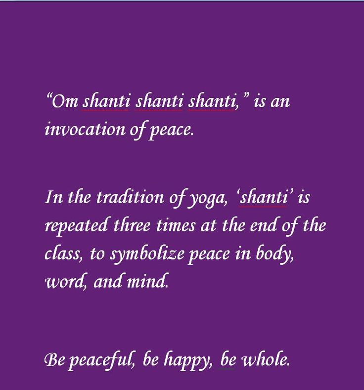 I learned this today in class. Angels  yoga class. Thank you. om shanti    Meaning: #Om #Shanti