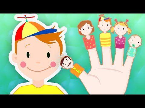 (5) Finger Family - Daddy Finger Song for Children! Kids Song with Lyrics - YouTube