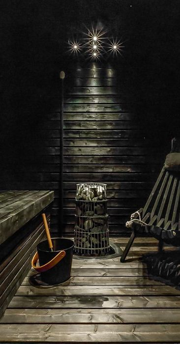Moderni sauna 9601787