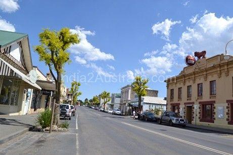 Kilmore, A place to visit - Sydney Street , Kilmore