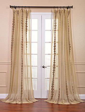 69 best images about window treatments on pinterest for Window treatments for less