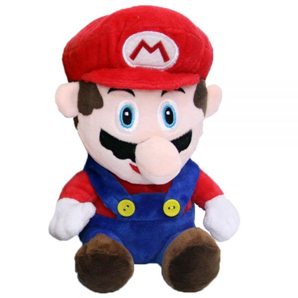 Sanei Super Mario ALL STAR COLLECTION Plush Doll Red Yoshi S Japan