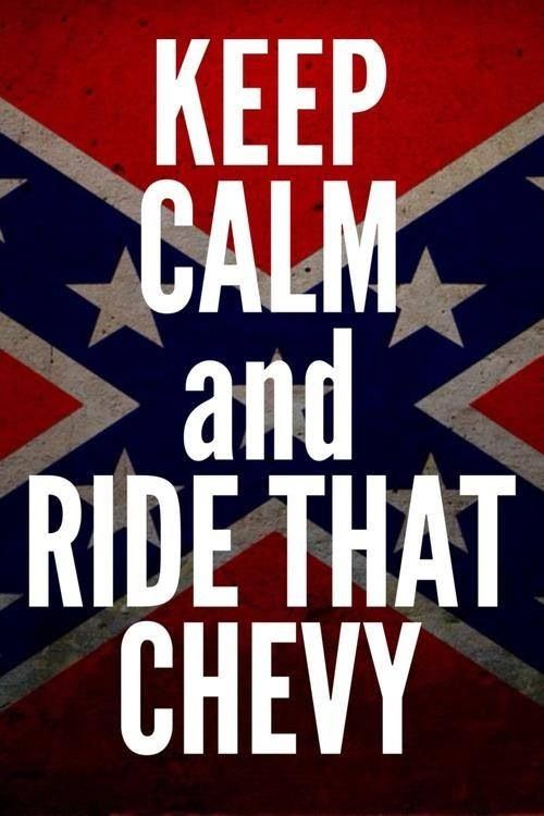 I've started to go to the Chevy side of that Chevy vs Ford war...