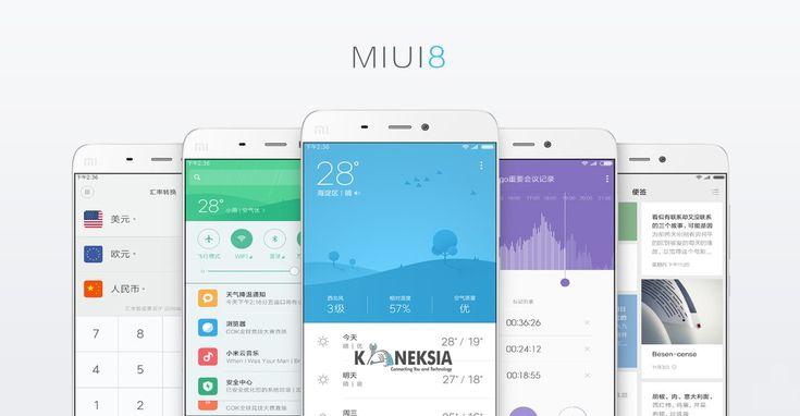 MIUI 8 resmi dirilis, ini fitur utama MIUI 8 terbaru dan kelebihan fitur OS MIUI 8 serta daftar HP Android Xiaomi Yang Kebagian Update ke OS MIUI versi 8
