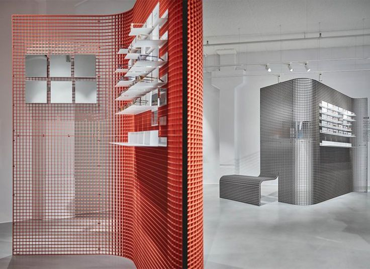 Ace & Tate store, Eindhoven by studio OS & OOS