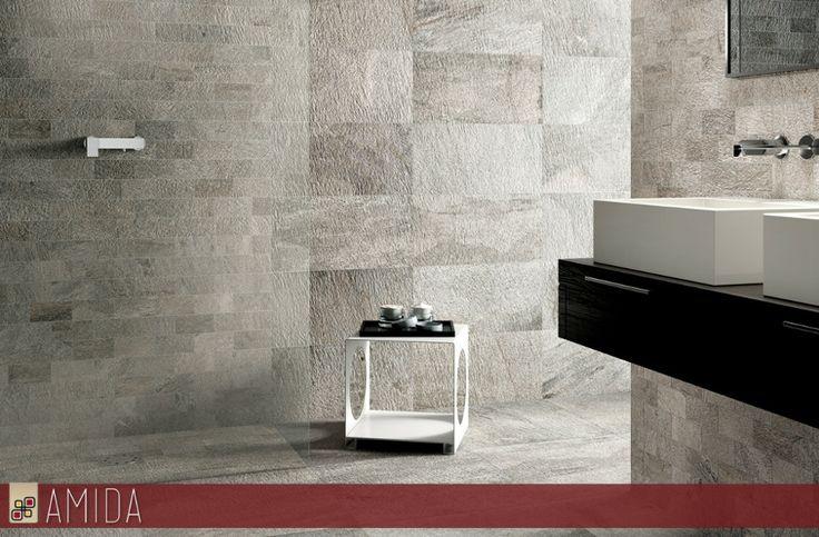 Piastrelle bagno in pietra cheap piastrelle bagno padova with