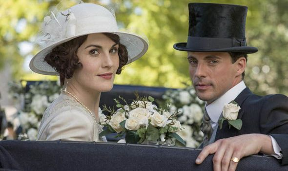 Henry Talbot and Lady Mary ..Downton Abbey (ITV, Sunday) is almost done. Whatever shall we do with our lives? The show is not completely cooked, but the mystery of who Lady Mary will marry has been resolved...