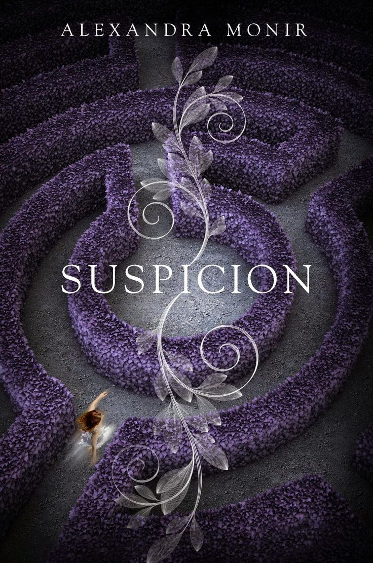 Suspicion Book  Alexandramonir One If My Favorites
