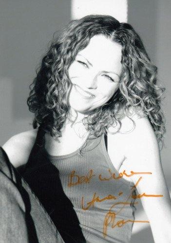 Anna Louise Plowman as Marthe, Lymond's sister, book iv Pawn...