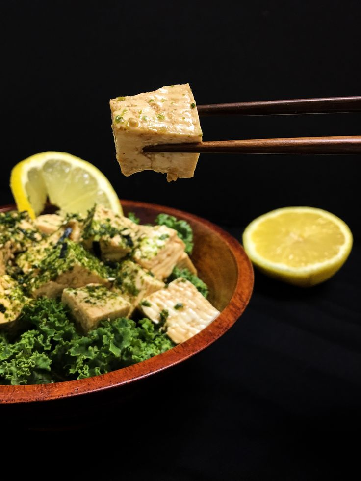 Tofu Pokè Bowl! #vegan #tofu #poke #healthy #snack #blog #veganblog madewithlovevegan.com
