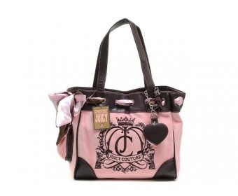 cheap - Cheap Juicy Couture Daydreamer JC Crown Bags - pink - Wholesale Discount Price    Tag: Discount Juicy Couture handbags Sale, Cheap Juicy Couture Handbags New Arrivals, Original Juicy Couture Purses outlet, Wholesale Juicy Couture bags store
