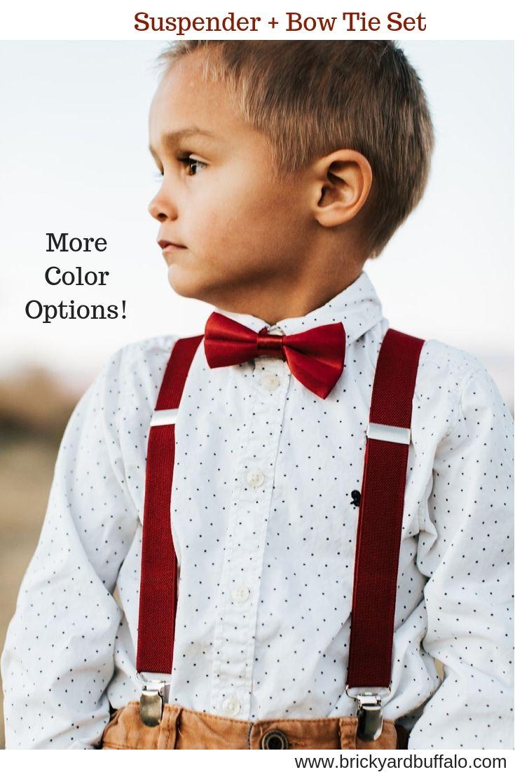 ea5fdb299b59 #suspenderbowtieset, #suspender, #bowtie, #littleboybowtie,  #littleboysuspenders, #shopsmall // #brickyardbuffalo