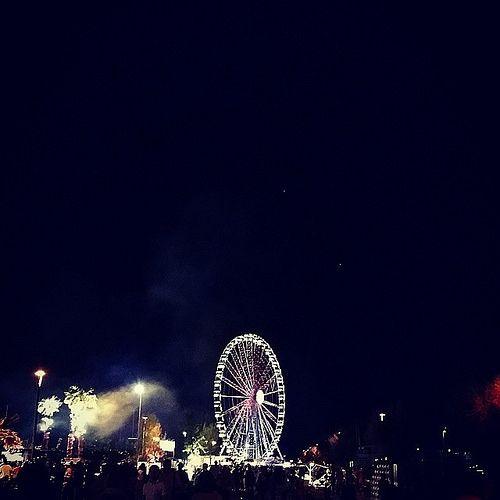 @IG_EmiliaRomagna Verso la ruota panoramica | Notte Rosa 2014